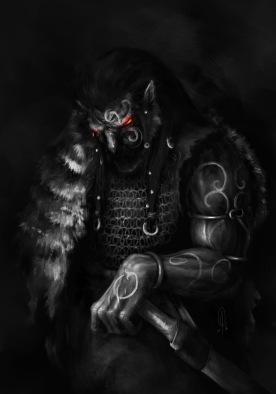Grimnir, A Gathering of Ravens